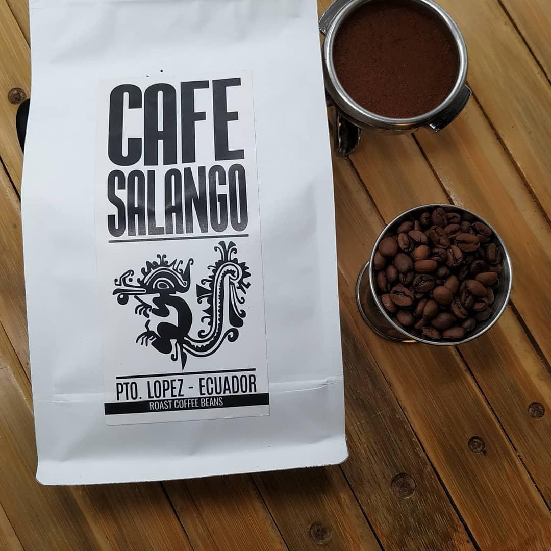 Uribe Schwarzkopf -uSpots - café Salango Ecuador