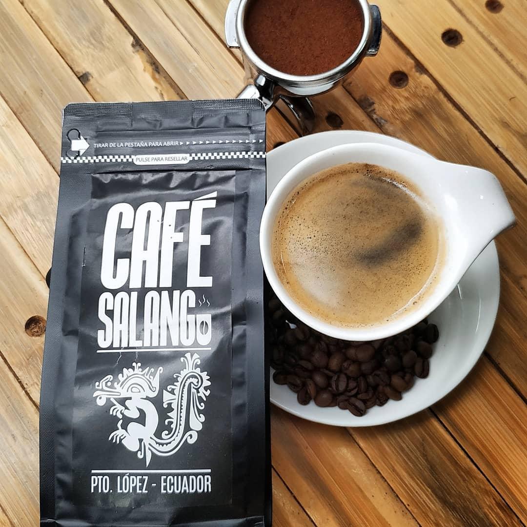 Uribe Schwarzkopf-uSpots -café Salango Ecuador