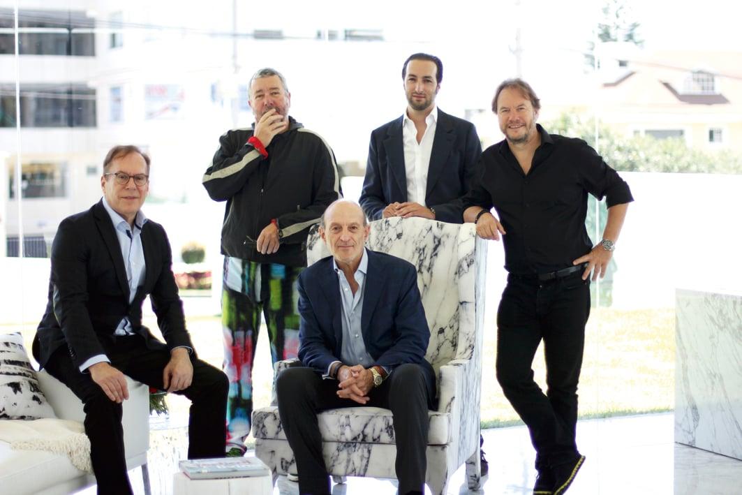 Uribe Schwarzkopf - uSpots - Philippe Starck