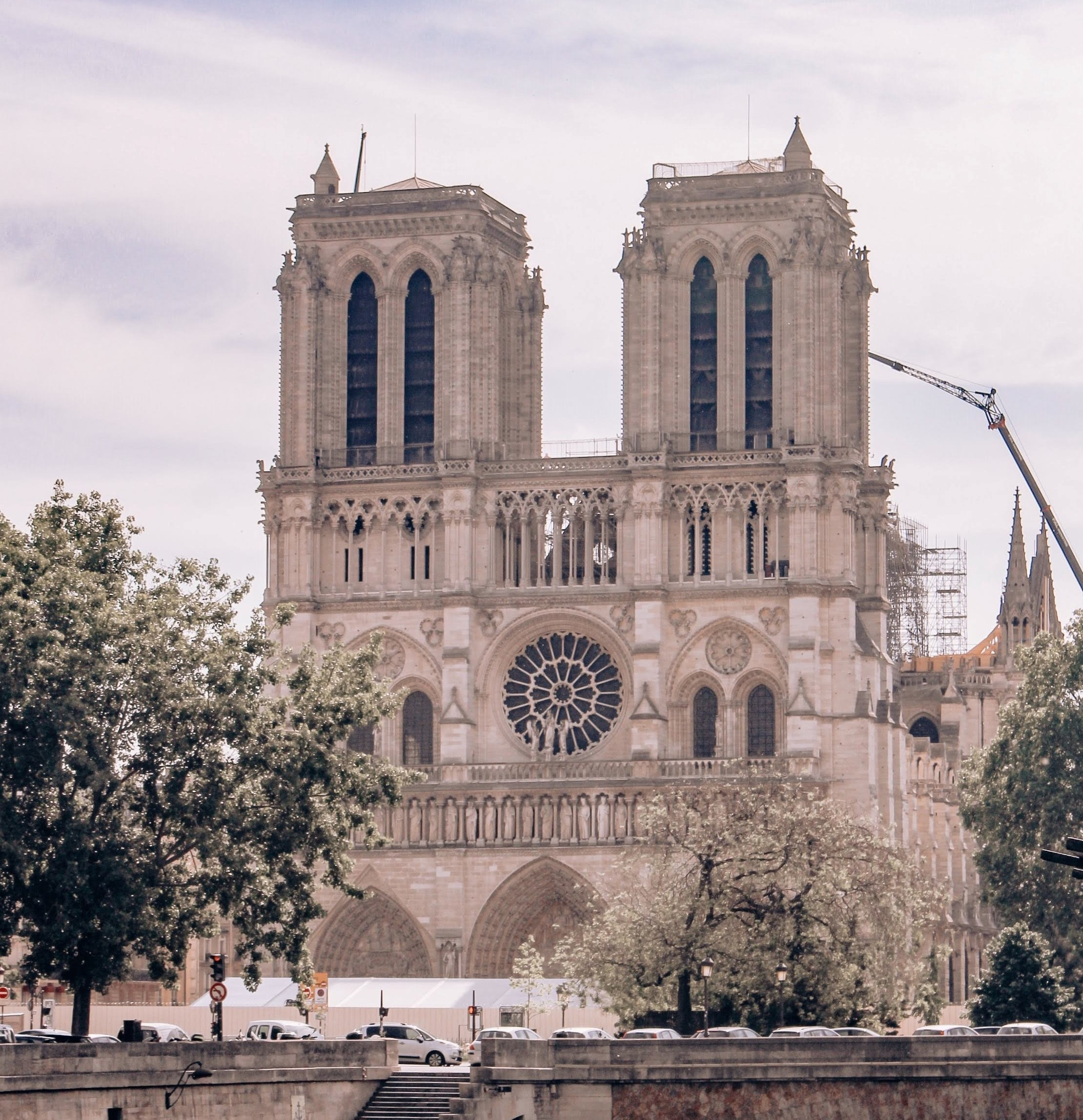 Uribe Schwarzkopf -uSpots - Notre Dame