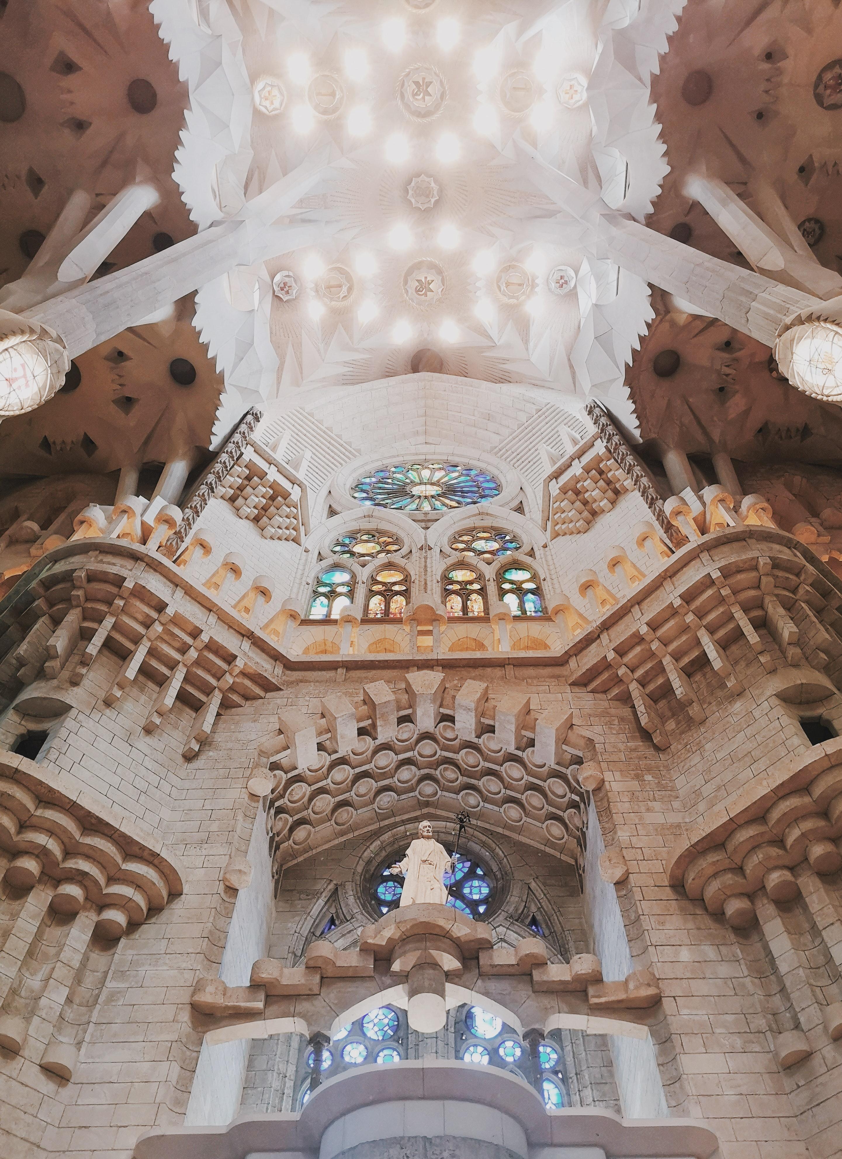 uSpots - Gaudí - La Sagrada Familia