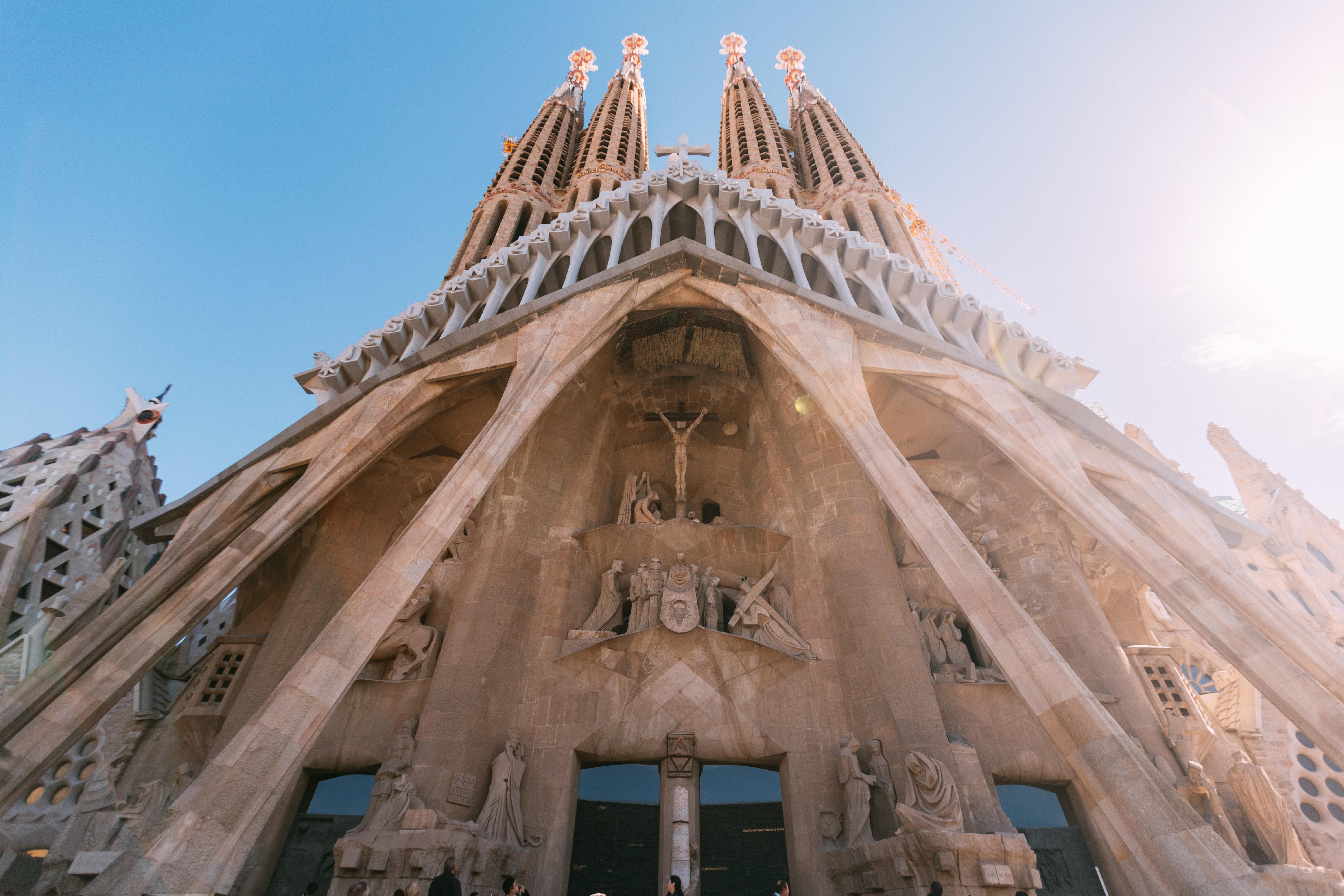 uSpots - La Sagrada Familia - Gaudí (2)