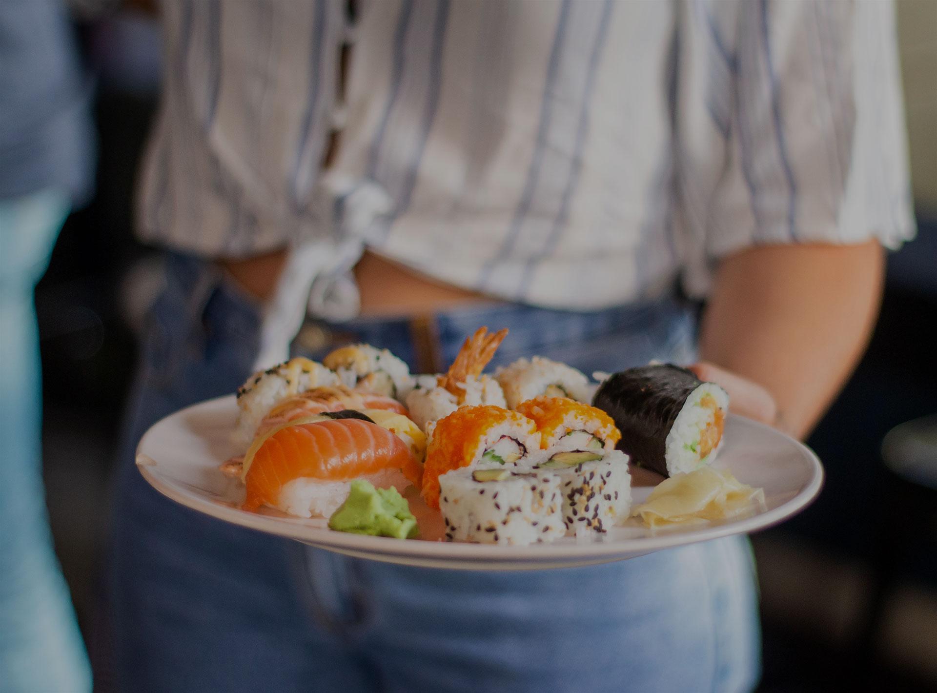Sushi casero - Uribe Schwarzkopf