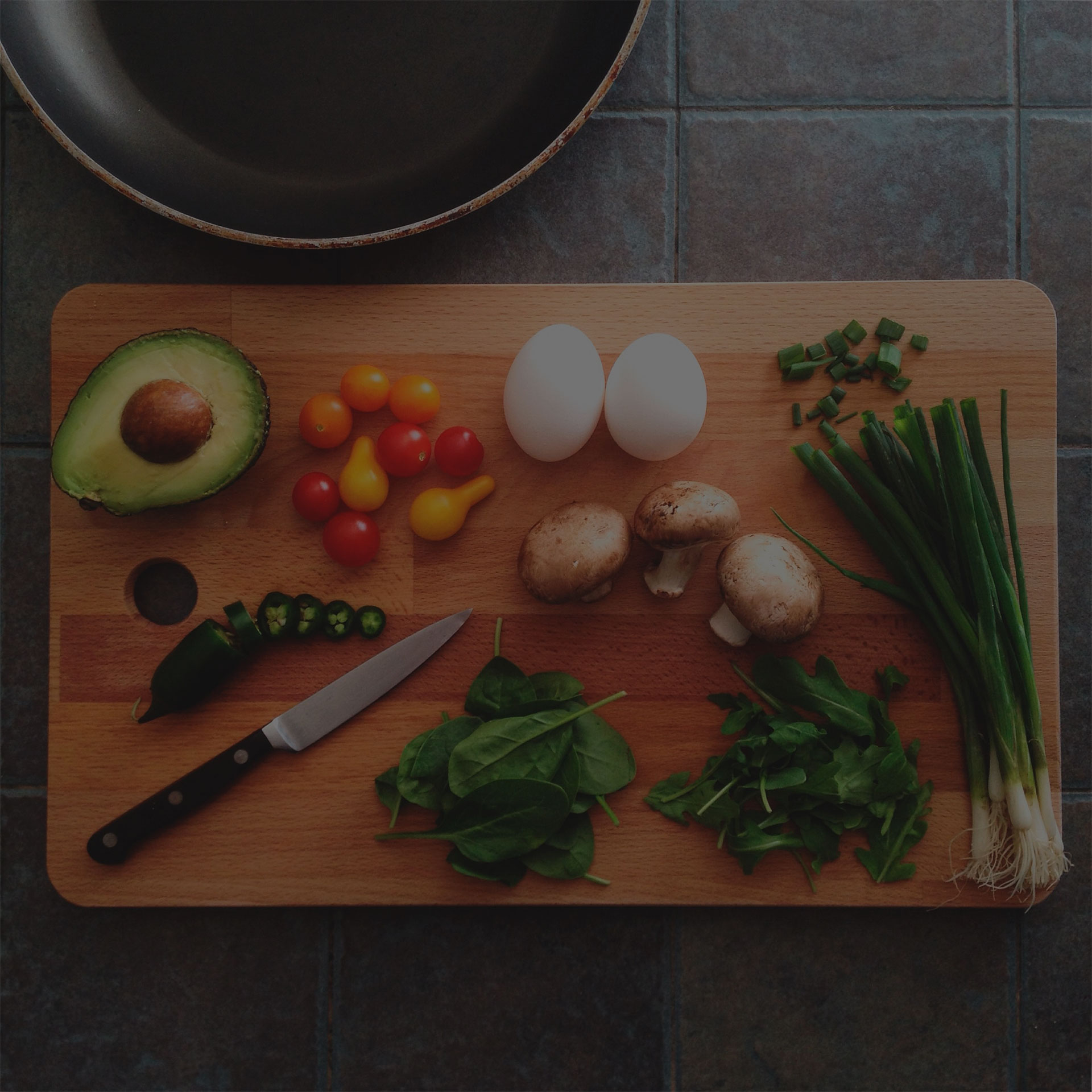 3 platos vegetarianos